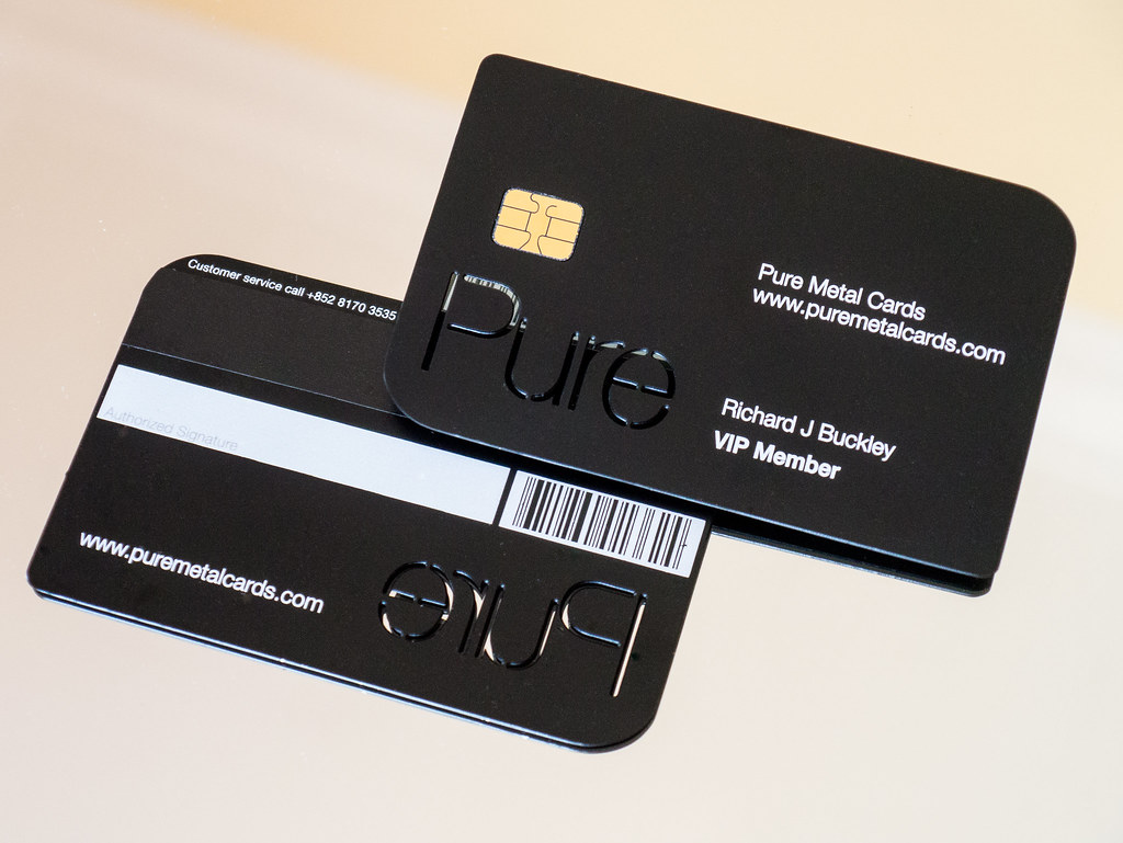 Pure Metal Cards\'s most interesting Flickr photos | Picssr