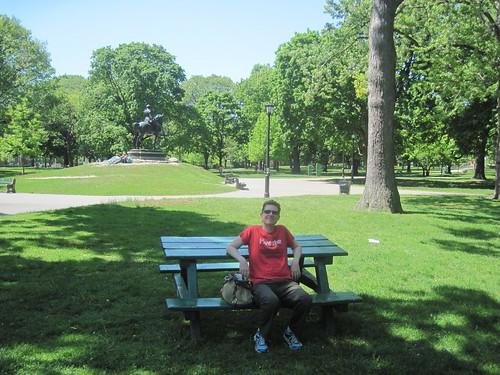 James in Park