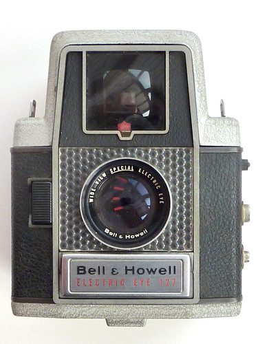 Bell & Howell Electric Eye by pho-Tony