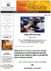 PGL-SpringNewsletter2012