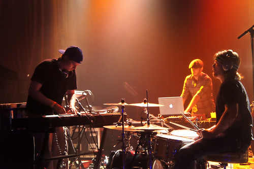 Human Agency, Bluebird Theater, Denver 5/24/12