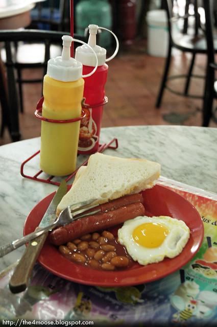 Eng Loh Kopitiam - American Breakfast