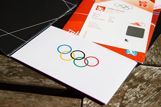 Olympic Ticket 2012