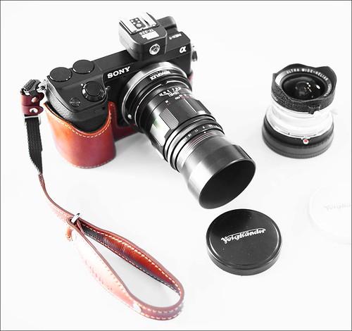 Sony NEX-7 Voigtlander 12mm f/5.6 90mm f/3.5