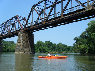 Broad River Paddling May 26, 2012 11-014