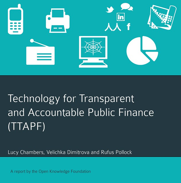 Cover of TTAPF Report