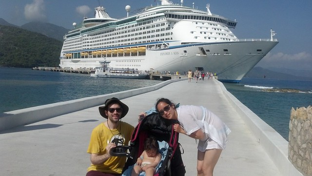Royal Carribean's Explorer of the Seas