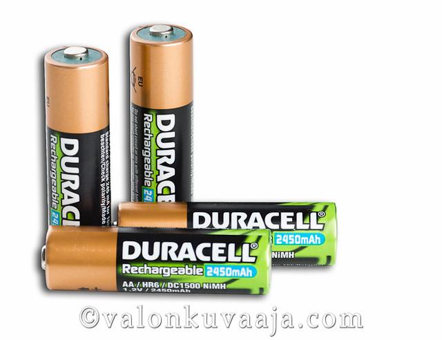Tuotekuva - Duracell Supreme 2450mAh