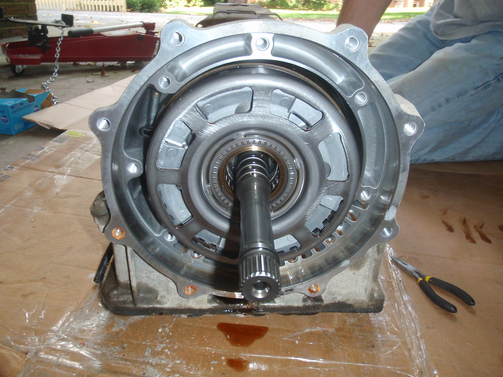 How To 2wd 4x4 Conversion Second Generation Nissan Xterra Manual Transmission Clutch Diagram 2002 Replace A Report This Image