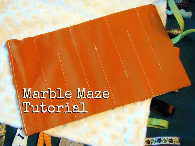 Marble Maze Tutorial