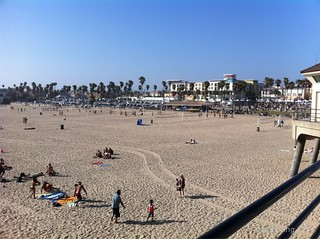 Huntington Beach: a day trip or weekend getaway from Las Vegas