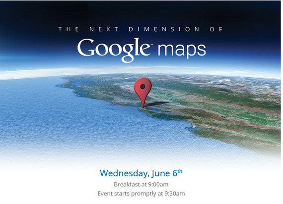 Google Maps 3D — Next Dimension