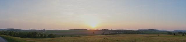 VT Sunset