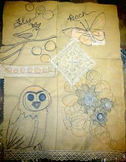 sketch and stitch student 3