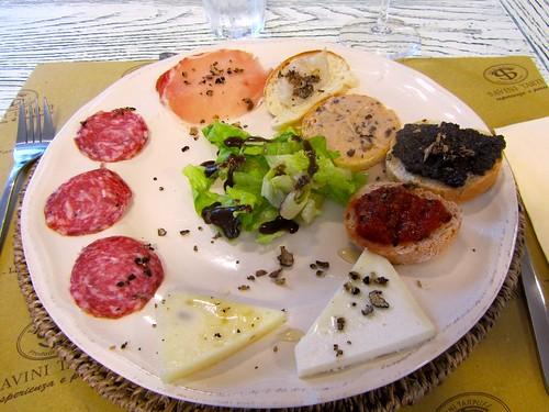 Savini Tartufi in Valdera, Toscana