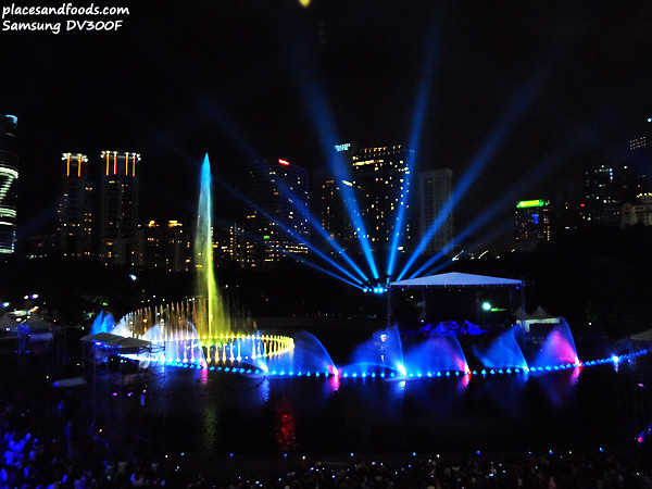 KL International Music & Light Festival 2012 Pictures 2