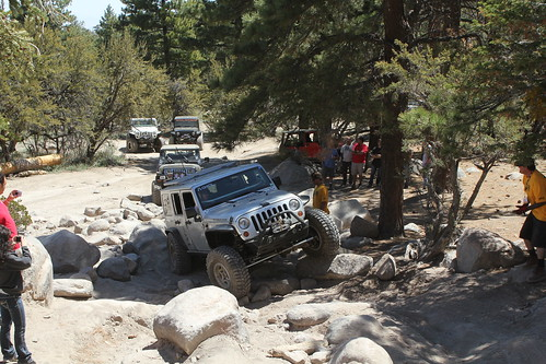2012 Big Bear Jeep Jamboree Day 1