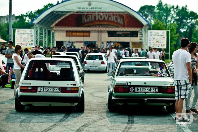 VW Tuning Show Karlovac 2012