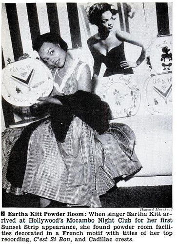 Jet Nov 26, 1953 Eartha Kitt
