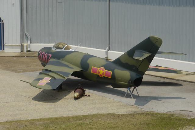 Mikoyan-Gurevich MiG-17A Fresco