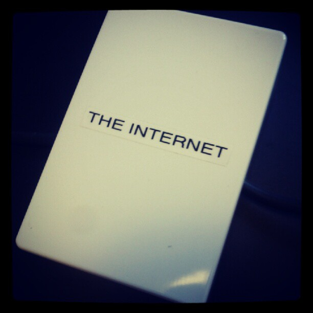 The Internet at #openiot
