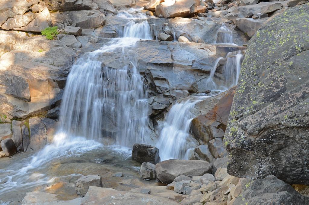 Racheria falls