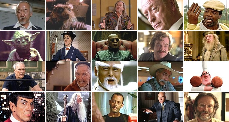 movie mentors quiz grid