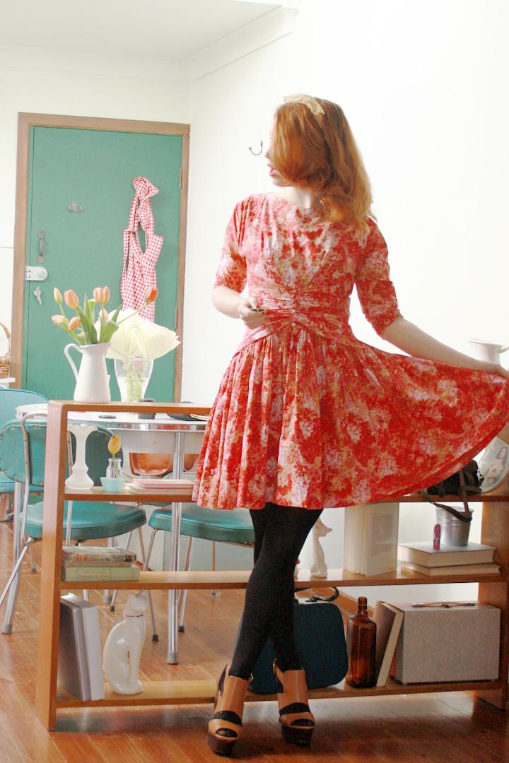 favourite vintage dress