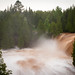 Gooseberry Falls June 2012 Floods by figzphoto
