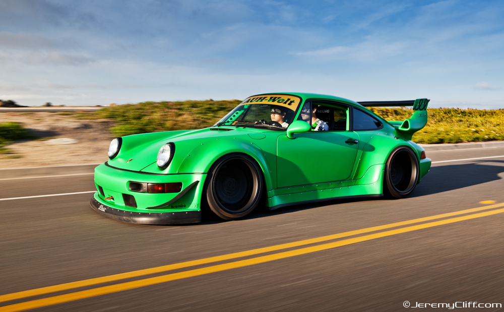 Rwb 4k Wallpaper: Pandora One RWB Porsche Photoshoot