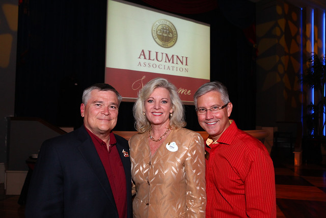 Alumni Reception at Walt Disney World