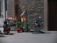 in the Catholic parish church of St. Stephen in Karlsruhe