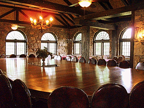 The Largest Dining Table in Tennessee
