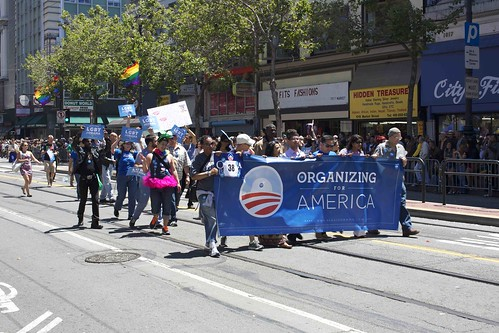 OFA with banner