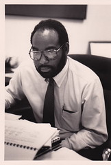Rufus Glasper, Director of Finance