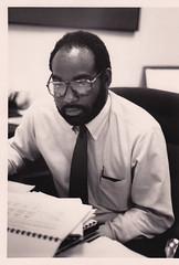 Rufus Glasper, Director of Finance