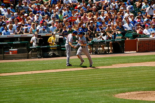 Mets at Cubs - 6/27/2012