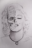 Day of the Dead Marilyn Monroe Tribute to the