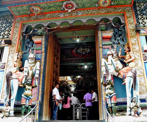Hindu Temple, Pettah Market