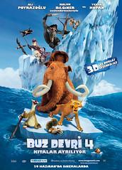 Buz Devri 4: Kıtalar Ayrılıyor - Ice Age: Continental Drift (2012)