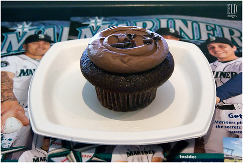 Triple Threat - Cupcake Royale at Safeco Field