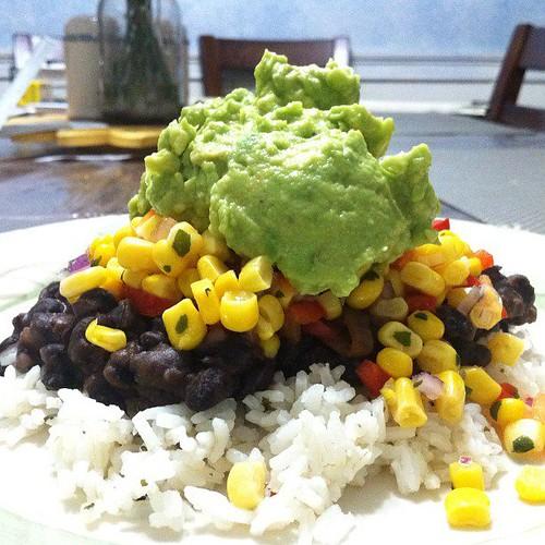 Kristina's Kitchen- Vegan Homemade Chipotle