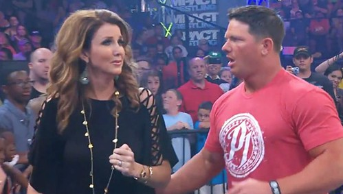 AJ and Dixie