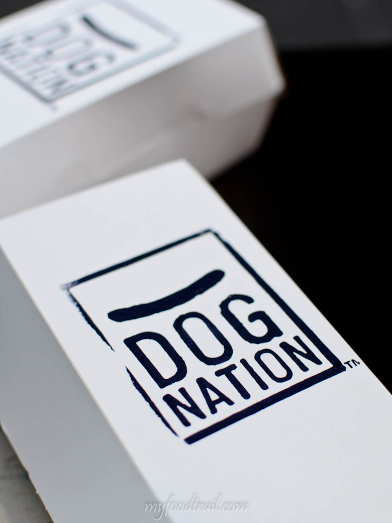 Dog Nation - Serving boxes