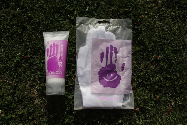 Opal London hand cream