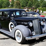 1935 - 1942 Packard 120 / Packard Eight