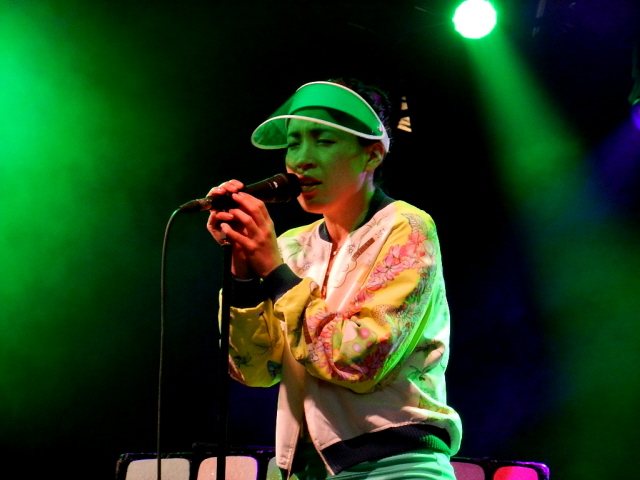 Little Dragon_Garden Party_ 2012