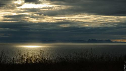 sea mer mountain montagne 169 islande