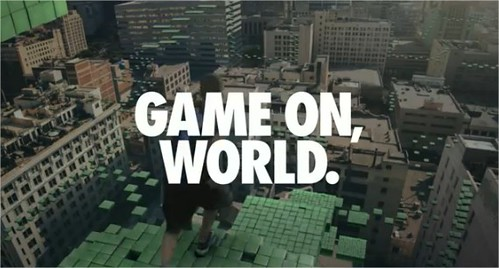 nike-game on world
