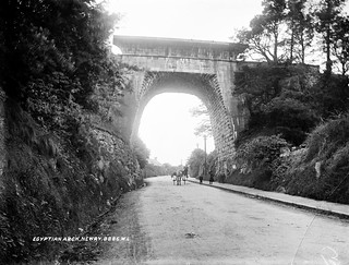 Egyptian Arch, Newry, Co. Down, circa 1905